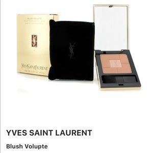 YSL Blush Volupte in shade 9 - Bohemian
